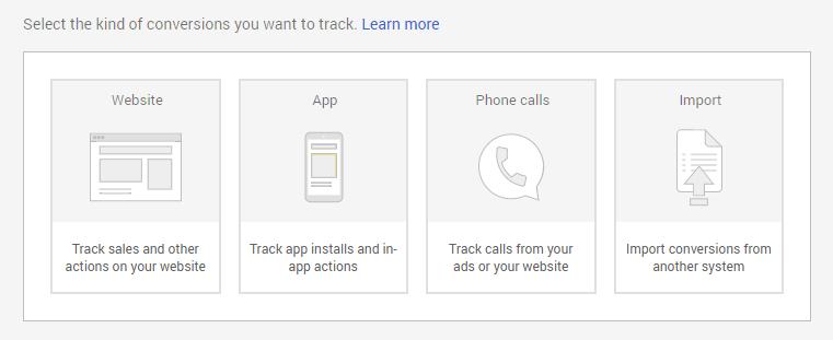 รูปแบบการวัด Conversions 4 รูปแบบของทาง Google Ads