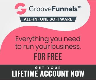 สมัครใช้งาน GrooveFunnels ฟรี